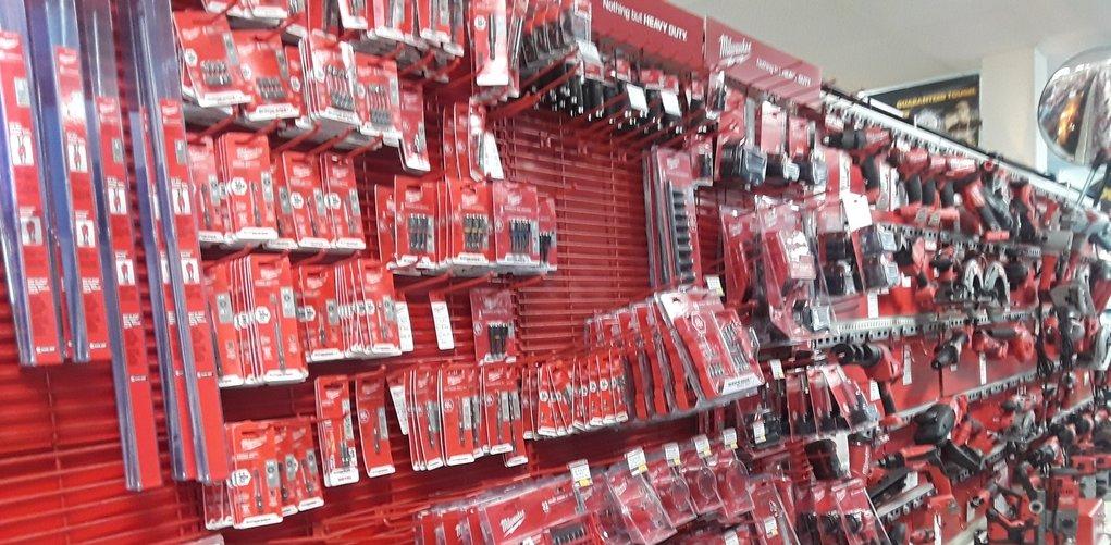 Supplier of Milwaukee, Stanley, Shop Fox, Nova....much more!